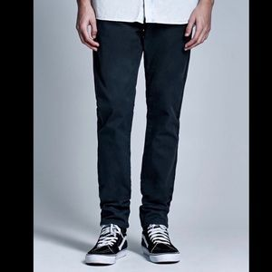 Bullhead charcoal skinny formal pants